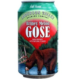 Пиво Anderson Valley, Briney Melon Gose, in can, 355 мл