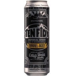 "Пиво Oskar Blues, ""Ten Fidy"" Barrel-Aged, in can, 568 мл"