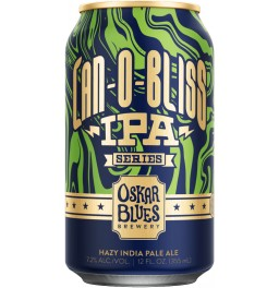 "Пиво Oskar Blues, ""Can-O-Bliss"" Hazy IPA, in can, 355 мл"