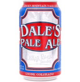 "Пиво Oskar Blues, ""Dale's Pale Ale"", in can, 355 мл"