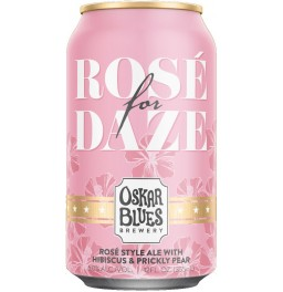 "Пиво Oskar Blues, ""Rose for Daze"", in can, 355 мл"