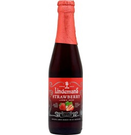 "Пиво ""Lindemans"" Strawberry, 250 мл"