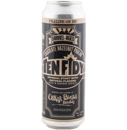 "Пиво Oskar Blues, ""Ten Fidy"" Barrel-Aged Chocolate Hazelnut Praline, in can, 568 мл"