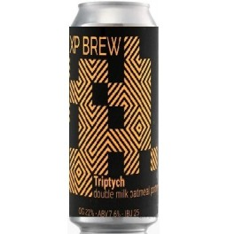 "Пиво XP Brew, ""Triptych"", in can, 0.5 л"