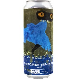 "Пиво Alaska, ""Self-Isolation"", in can, 0.5 л"