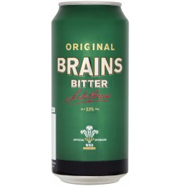 "Пиво ""Brains"" Bitter, in can, 0.44 л"