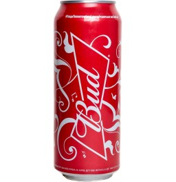 "Пиво ""Bud"", in can, 0.5 л"