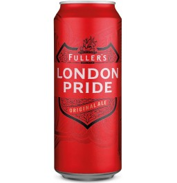 "Пиво Fuller's, ""London Pride"", in can, 0.5 л"