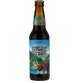 Пиво Anderson Valley, Barney Flats Oatmeal Stout, 355 мл