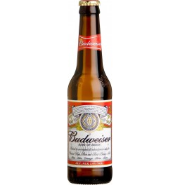 "Пиво Budweiser ""King of Beers"", 355 мл"