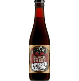Пиво Black Sheep, Imperial Russian Stout, 0.33 л