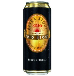 "Пиво ""Trio"" Extra Stout, in can, 0.5 л"