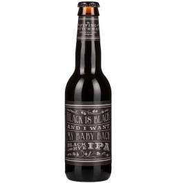 Пиво Flying Dutchman, Black is Black And I Want My Baby Back Black Rye IPA, 0.33 л