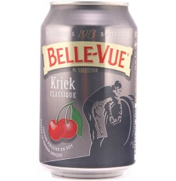 "Пиво ""Belle-Vue"" Kriek, in can, 0.33 л"
