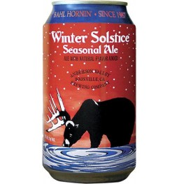 Пиво Anderson Valley, Winter Solstice, in can, 355 мл