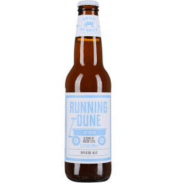"Пиво Brick by Brick, ""Running Dune"" Witbier, 0.33 л"