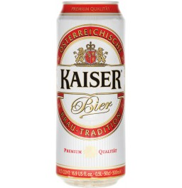 "Пиво ""Kaiser"", in can, 0.5 л"