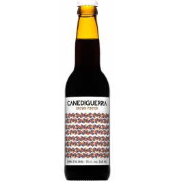 Пиво Canediguerra, Brown Porter, 0.33 л