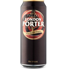 "Пиво Fuller's, ""London Porter"", in can, 0.5 л"