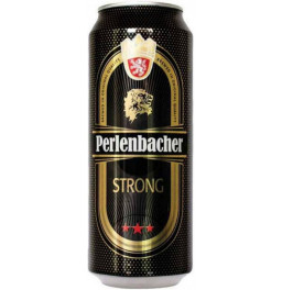 "Пиво ""Perlenbacher"" Strong, in can, 0.5 л"