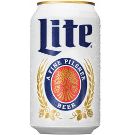 Пиво Miller Lite, in can, 0.33 л